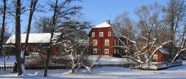 Prostgården, Köping