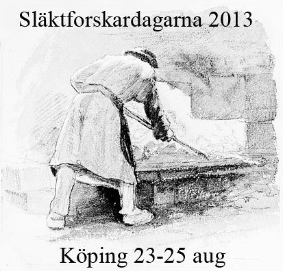 Sl&auml;ktforskardagarna 2013