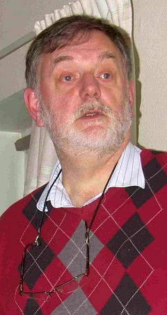 Kjell Åbrink. Foto: Åke Dahlqvist